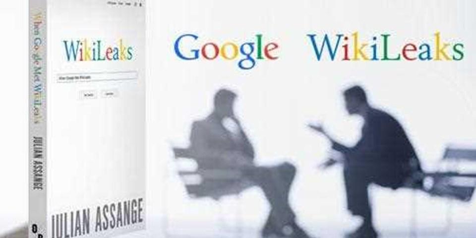 ویکی لیکس (WikiLeaks) گوگل را افشا می کند !!